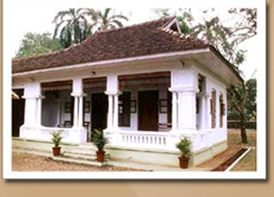 Old house plans in kerala style for Old style new homes